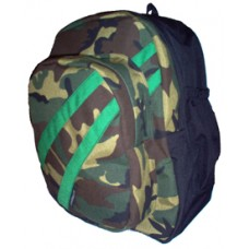 Camouflage SchoolBags (Secondary)